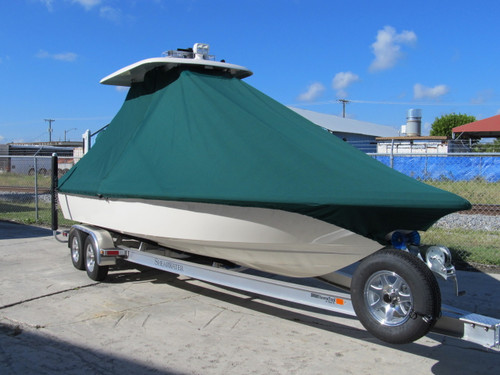 """Birdsall Marine Canvas Covers made custom to fit your boat.   Please call 561-832-7879 Ask for """"Canvas Jim"""""""