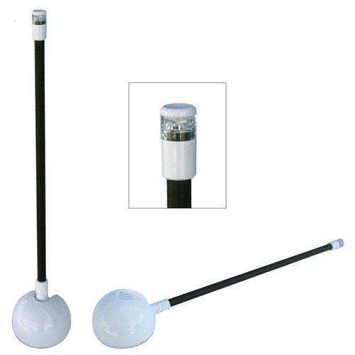 LED Anchor Lights by Lumitec™ with retractable locking base