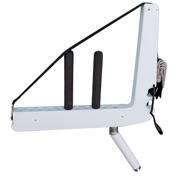 Paddle Board (SUP) Racks 3.0 for Boat Rod Holders (Set of 2)