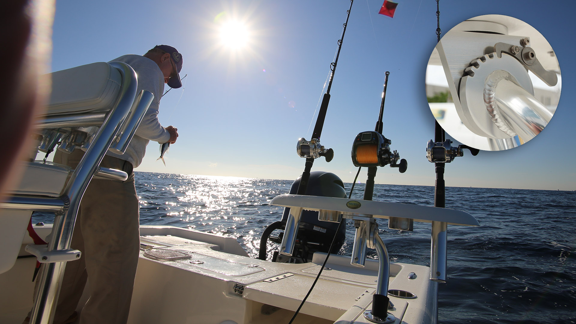 Marine Accessories and Products for Boats | Rocket Launchers