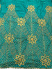 2pc Wrapper # 30 (Mint Green) with  Blouse Piece