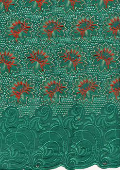 Voile Lace 214 (Green)