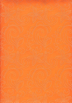 2pcs Sego Headtie # 30 (Orange/Gold)