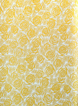 2pcs Sego Headtie # 45 (Yellow)