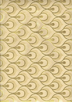 2pcs Sego Headtie # 20 ( Champagne Gold)