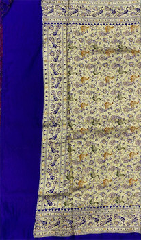Saree George 15 (Magenta/Purple)