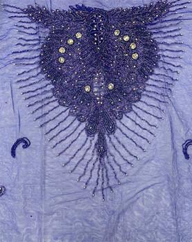 Blouse Piece # 21 (Royal Blue)