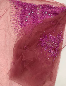 Blouse Piece # 23 (Rusty Pink)