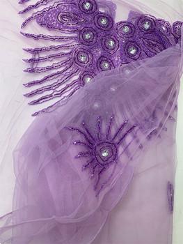 Blouse Piece # 30 (Lilac)