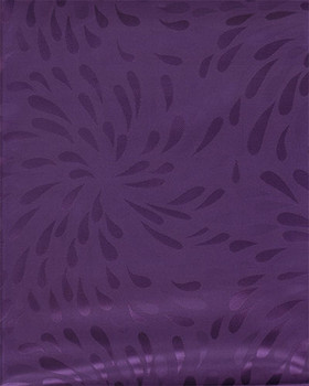 Plain Headtie 18 (Purple)