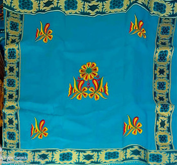 Intorica George 13 (Turquoise Blue)