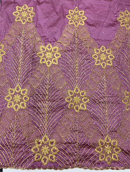 2pc Wrapper # 34 (Lilac) with  Blouse Piece