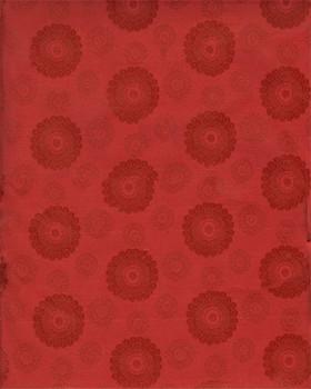 Plain Headtie 21 (Dark Coral)