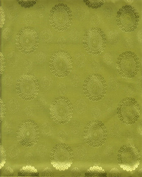 Plains Headtie 10 (Olive Green)