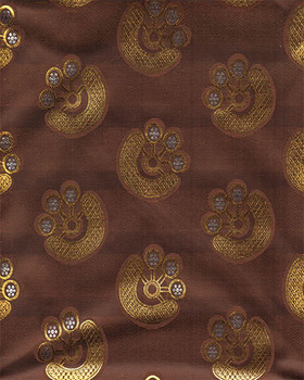 Grand Diamond Headtie 18 (Brown)