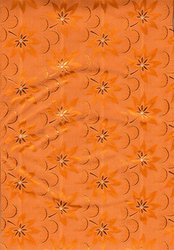 Grand Diamond Headtie 49 (Orange)