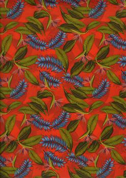 2pcs Sego Headtie 201 (Red)