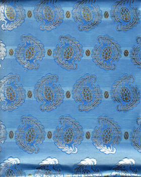 Grand Diamond Headtie 6 (Baby Blue)