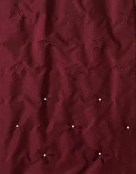 2pcs Sego Headtie 243 (Burgundy)