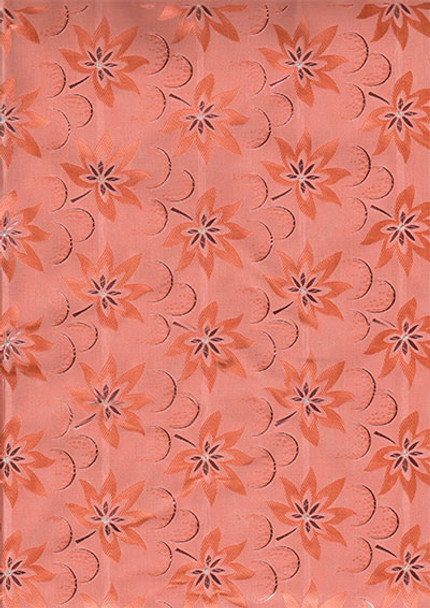 Grand Diamond Headtie 27 (Dark Peach)