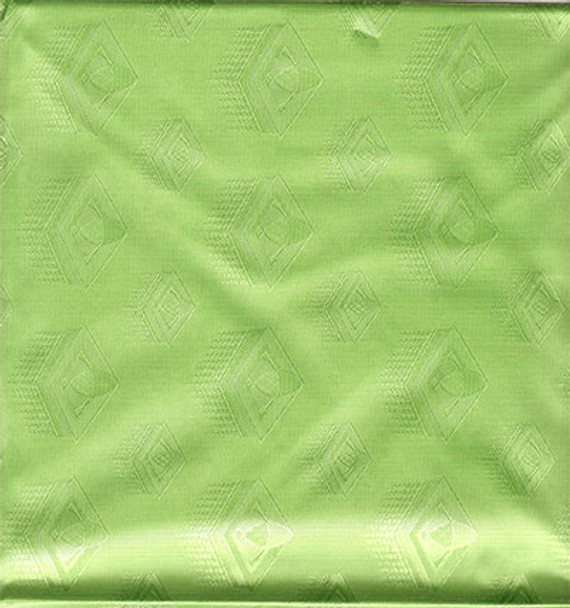 Plain Headtie 3 (Lime Green)