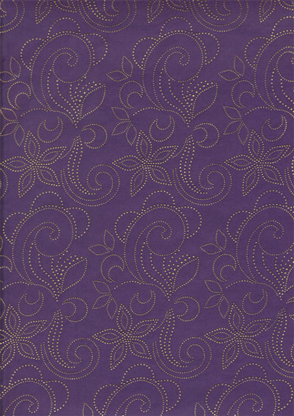 2pcs Sego Headtie # 38 (Purple/Gold)