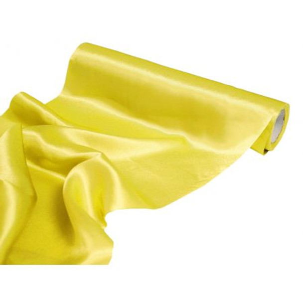 Yello Satin Fabric