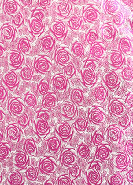 2pcs Sego Headtie # 46 (Hot Pink)