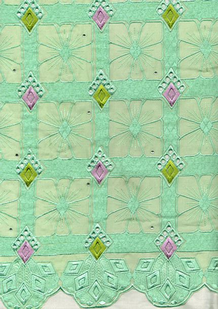 Lace # 94 (Lime Green) 4.5 yards