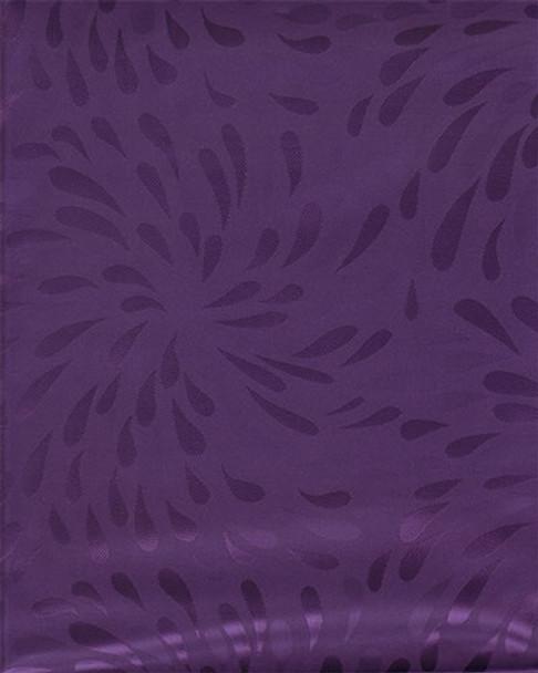 Plain Headtie 18 (Purple)