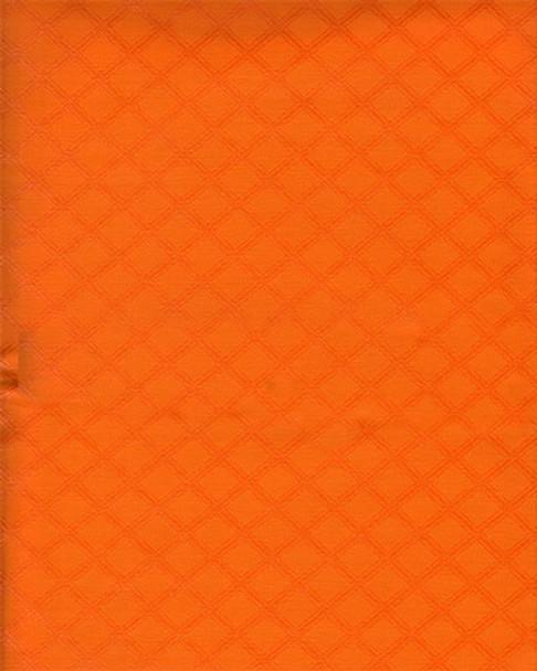 Grand Diamond Headtie 3 (Dark Orange)
