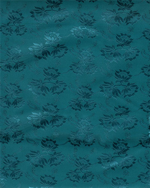 Plain Headtie 14 (Teal Blue)