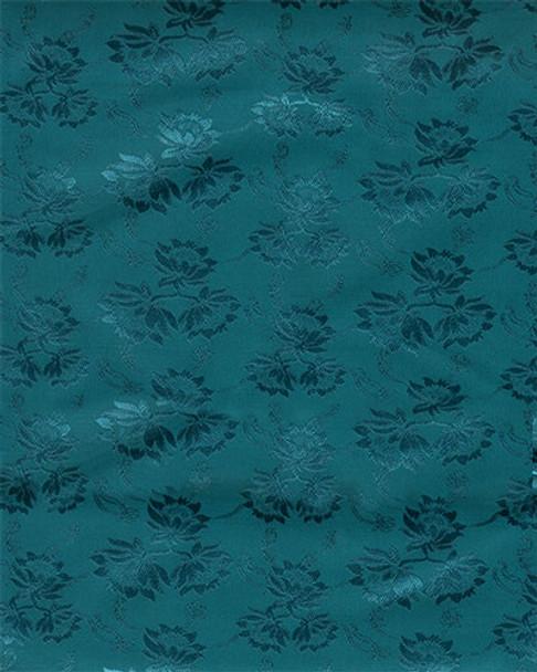 Plain Headtie 14 (Teal Blue)