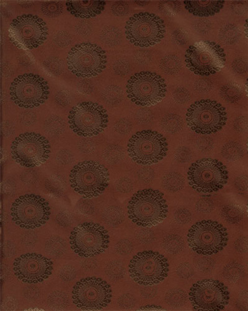 Plain Headtie 26 (Dark Brown)