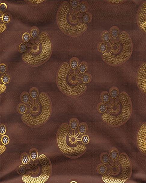Grand Diamond Headtie 18 (Brown)