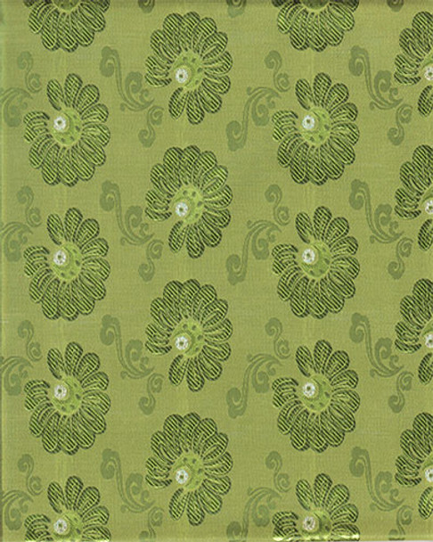 Grand Diamond Headtie 16 (Olive Green)