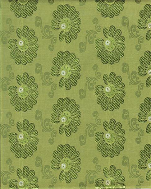 Grand Diamond Headtie 16 (Olive Green)