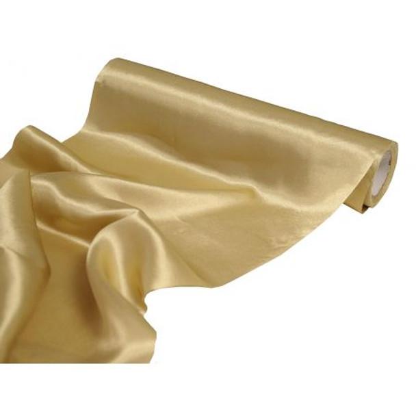 Champagne Satin Fabric (per yard)