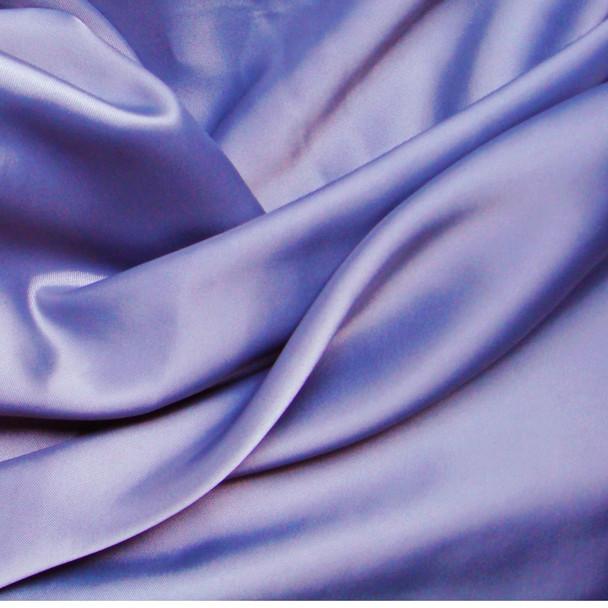 Lilac Satin Fabric
