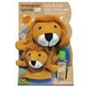 ES Lion and Cub Bath Mitt Set
