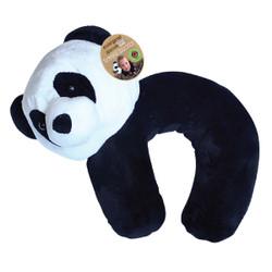 ES Travel Buddy- Panda Neck Pillow w/ Blanket