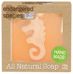 ES Children's Character Soaps- Seahorse