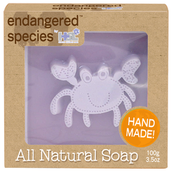 ES Children's Character Soaps- Crab