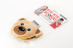 Ouchies Reusable Plush Ice Pack, Cold Pack - Bear