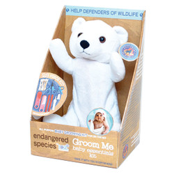 ES Groom Me Baby Essentials Kit- Polar Bear