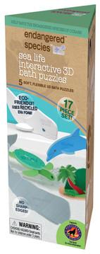 Eco Bath Puzzle- Sea Life