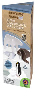 Eco Bath Puzzle- Arctic
