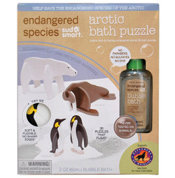 Puzzle Bath Set- Arctic
