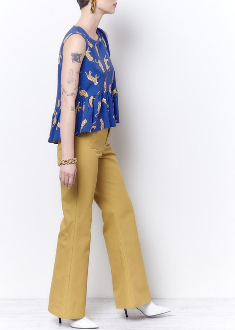 Molly Patch Pocket Pant