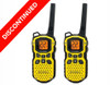 Motorola MS350R Two Way Radios with Dual Charger and Rechargeable Batteries
